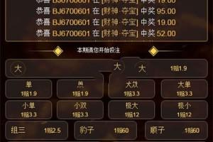 Thinkphp财神尾数夺宝竞猜源码+搭建教程